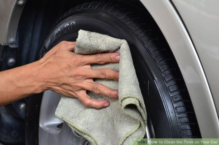 Dry The Tires