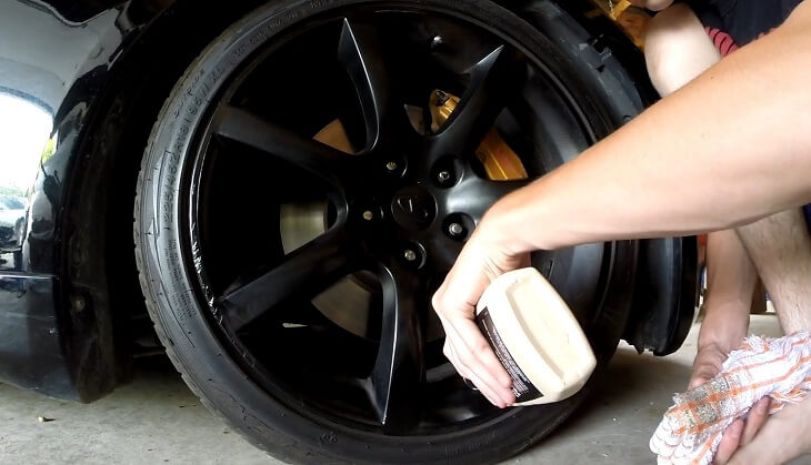 Wax Your Wheels