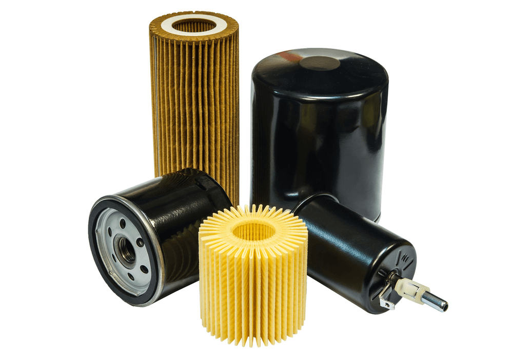 Types of oil filter