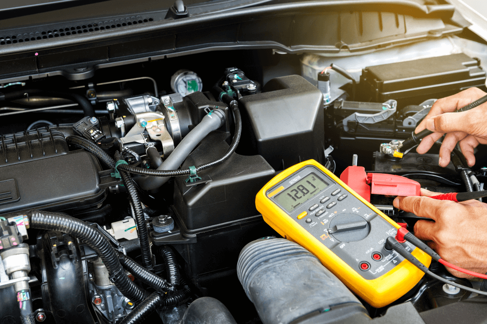 What multimeter can measure