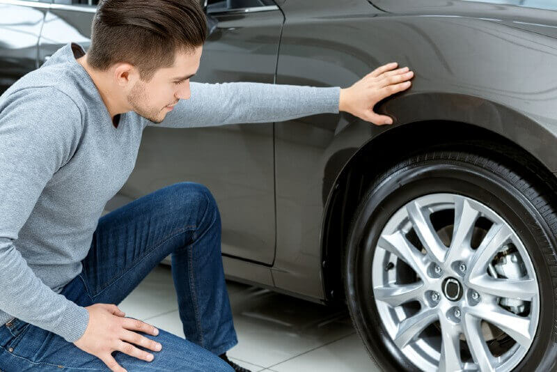 9. Keep Your Tires Under Check
