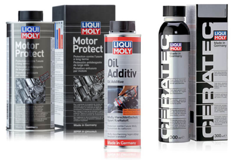 Choosing An Oil Additive