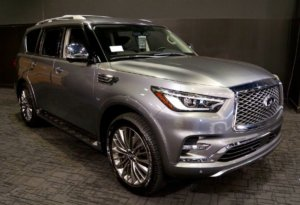The 2019 Infiniti QX80 Cabin