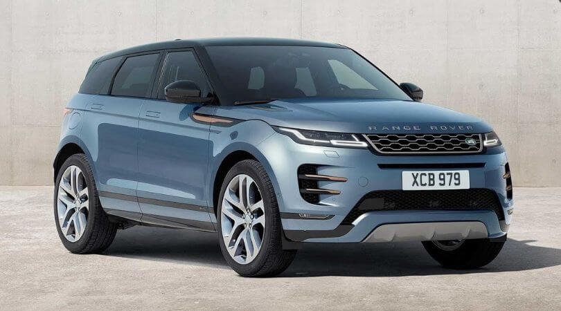 The Sustainability Of The 2020 Range Rover Evoque