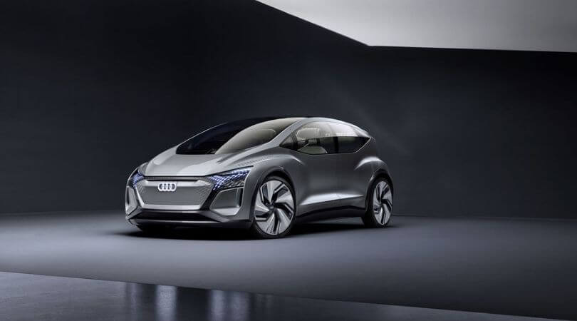 Audi Announces Concept For Urban Mobility