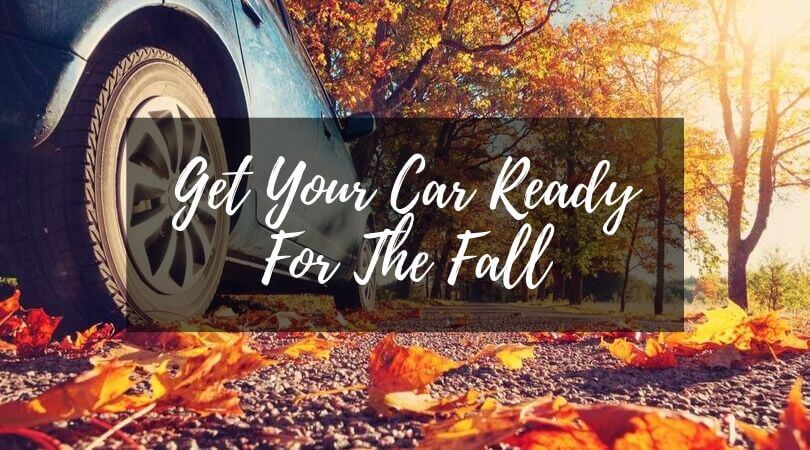 Get Your Car Ready For The Fall