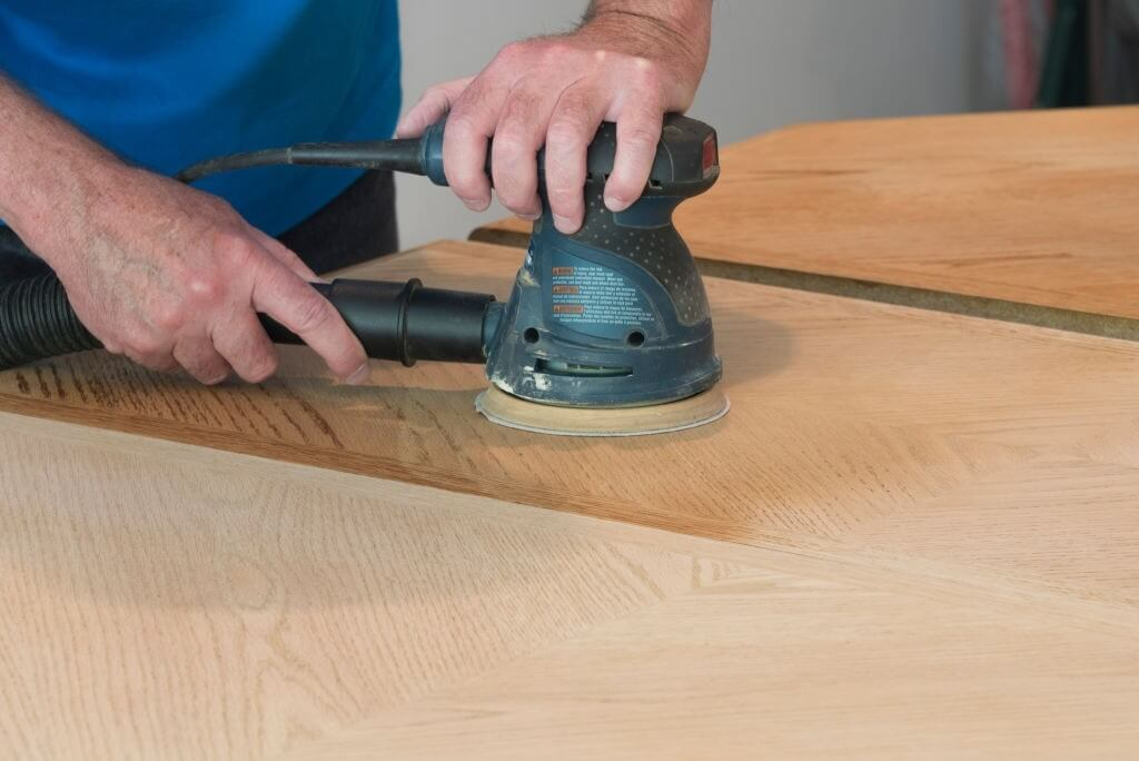 Benefits Of An Orbital Sander