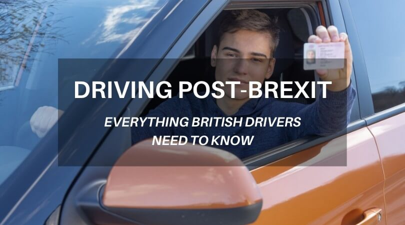 Everything British Drivers Need To Know About Driving Post-Brexit