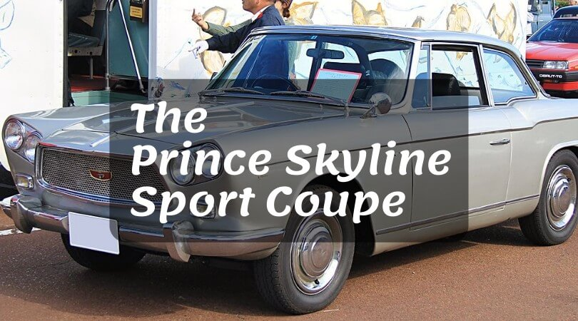 The Prince Skyline Sport Coupe