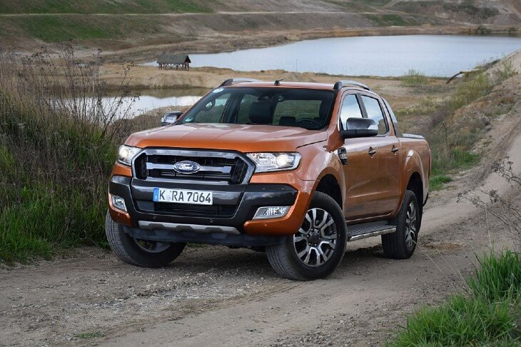 Ford Ranger Wildtrack is powered by 2,2-liter diesel engine (pushing out 130 HP and 160 HP) or V6, 3.2-liter diesel engine (200HP)