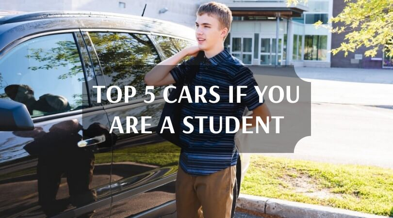 Top 5 cars for student
